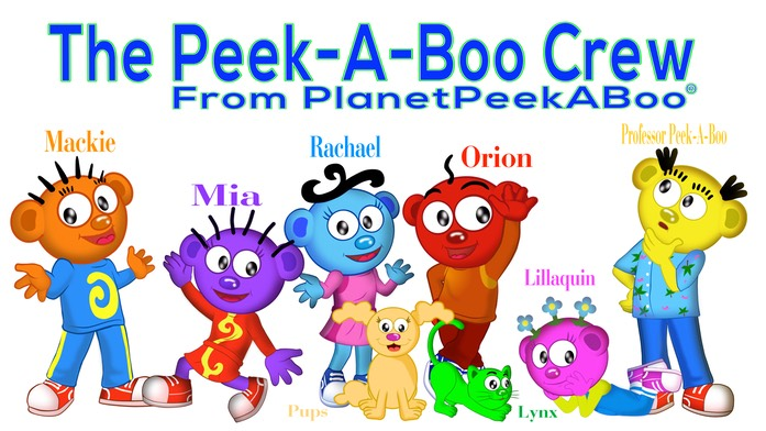 Planet Peek A Boo Is A Trademarked Entertainment And Discovery Based
